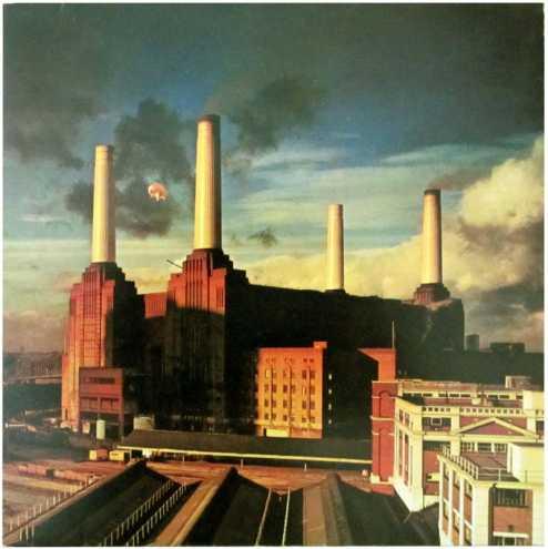 Pink Floyd Animals  1977
