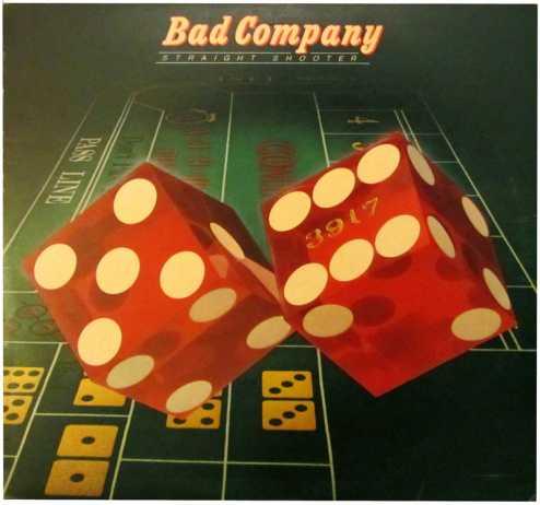 Bad Company Straight Shooter  1975