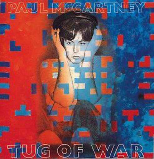 Paul Mccartney Tug Of War  1982