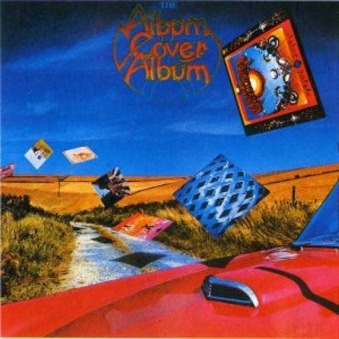 Album Cover Album  1977