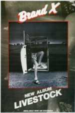 Brand X Livestock Poster  1977