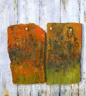 2 Clay Tiles